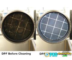 Почистване на DPF филтри