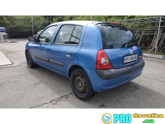 Renault Clio 1.5dCi - КРАЙНА ЦЕНА