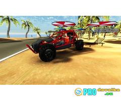 Looney Rally - българска състезателна рали игра